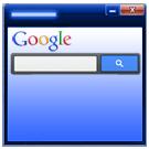 Barre de recherche de Google