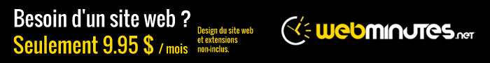 Cr�ation de site web
